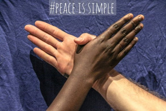 PEAce is simple