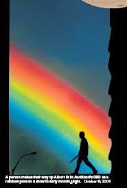 end rainbow Brett Phibbs