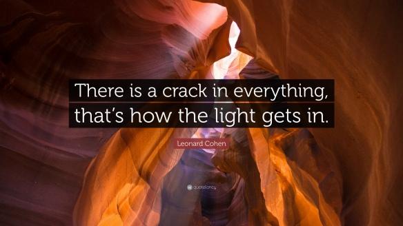 crack light