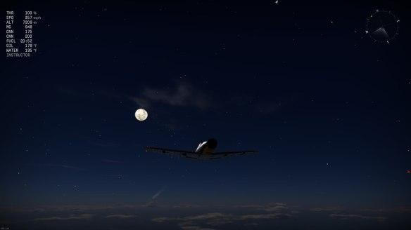 moonlit wings