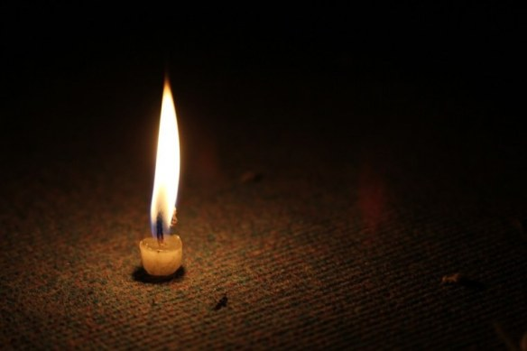 Candle light-of-the-world- from lastdayonearthdotcom